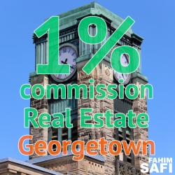 Low commission Georgetown Real Estate